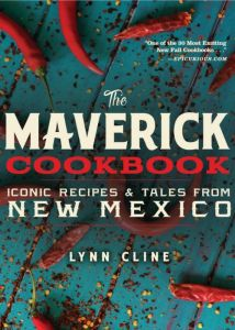 The book cover of The Maverick Cookbook