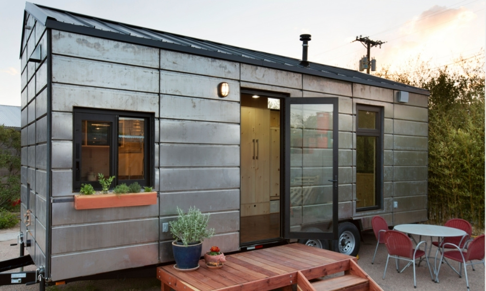 Extraordinary Structures tiny home