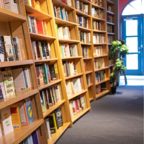 Collected Works Bookstore & Coffeehouse.