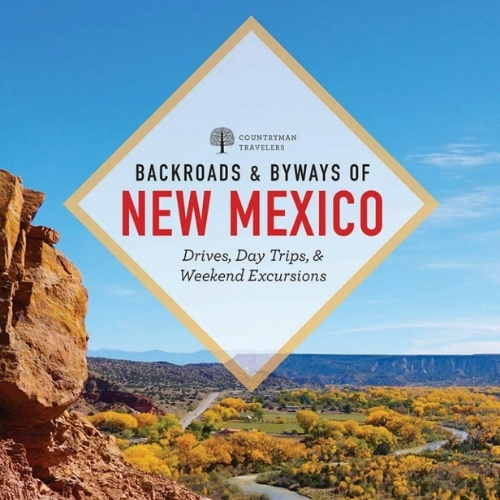 Backroads & Byways of New Mexico book cover