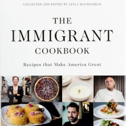 The Immigrant Cookbook by Leyla Moushabeck