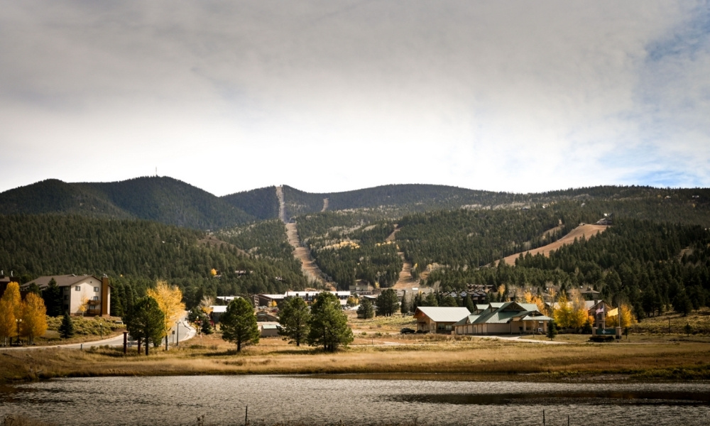 Angel Fire Resort in New Mexico