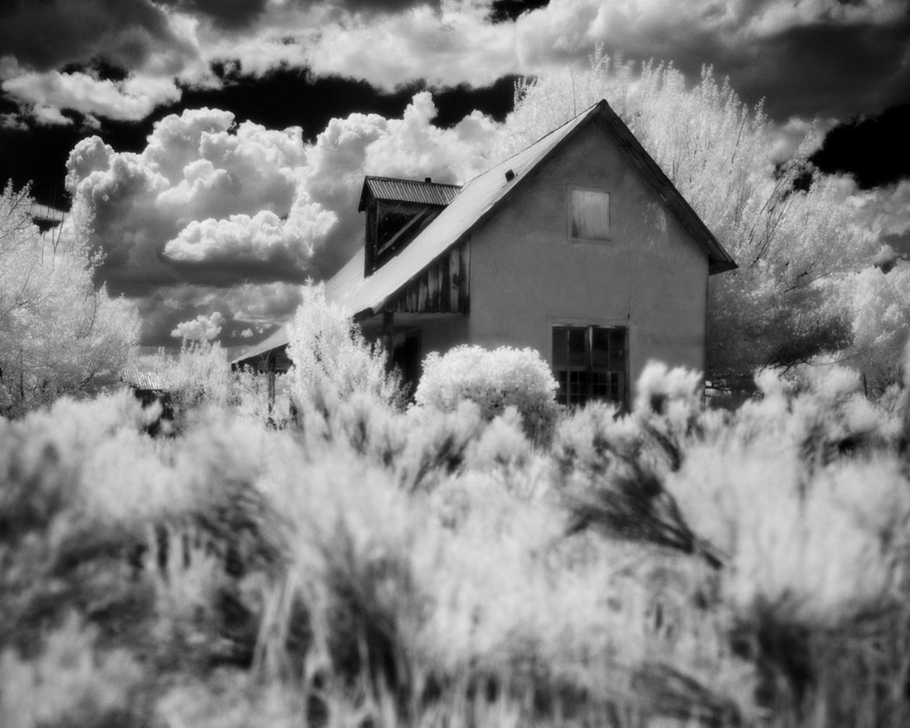 """Cody Brothers's photograph """"Chama House, Chama, NM."""""""